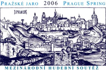 Prague Spring International Music Competition 2006